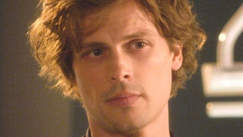 Matthew Gray Gubler as Spencer Reid in Criminal Minds