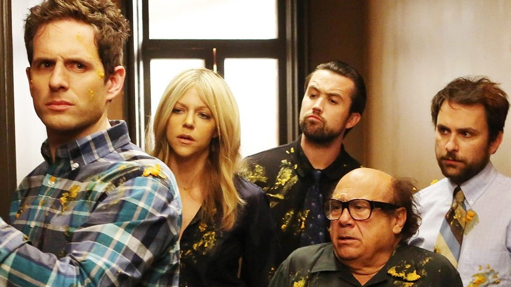 """It's Always Sunny episode """"The Gang Squashes Their Beefs"""""""