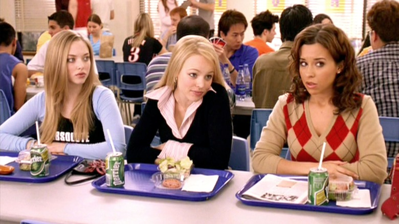 The cast of Mean Girls