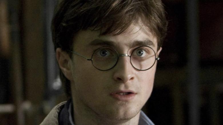Daniel Radcliffe Harry Potter glasses