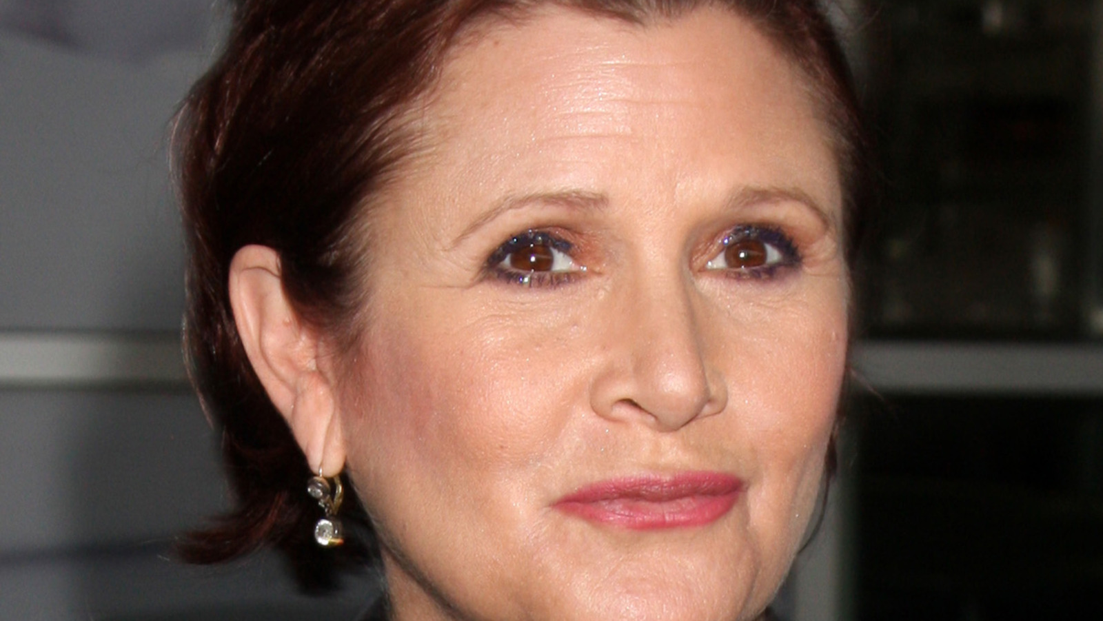 Carrie fisher nackt sex