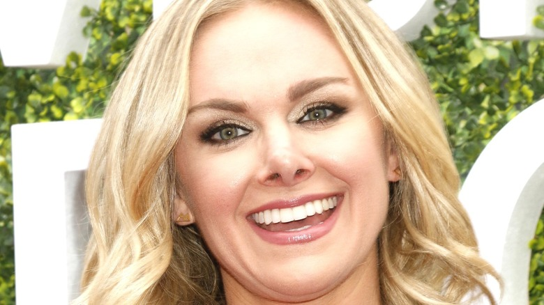 Laura Bell Bundy smiling