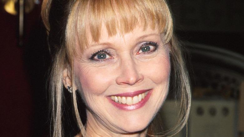 Shelley Long smiles