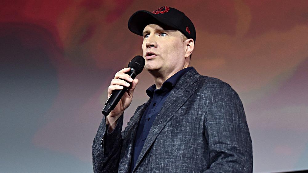 Marvel Studios' President Kevin Feige