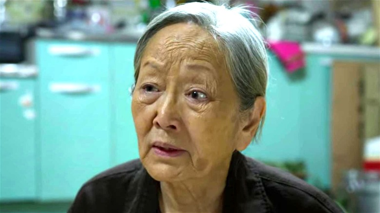 Gi-hun's mother
