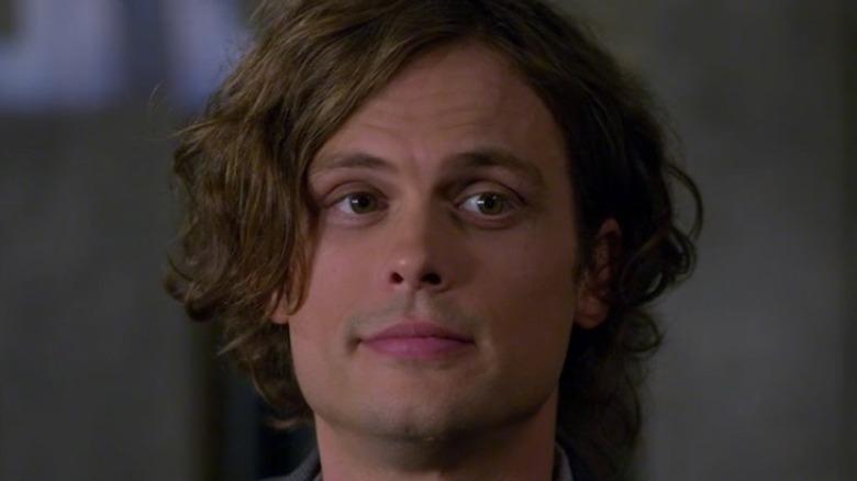 Dr. Reid looking serious