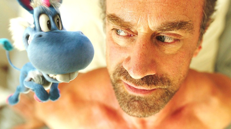Christopher Meloni and Happy