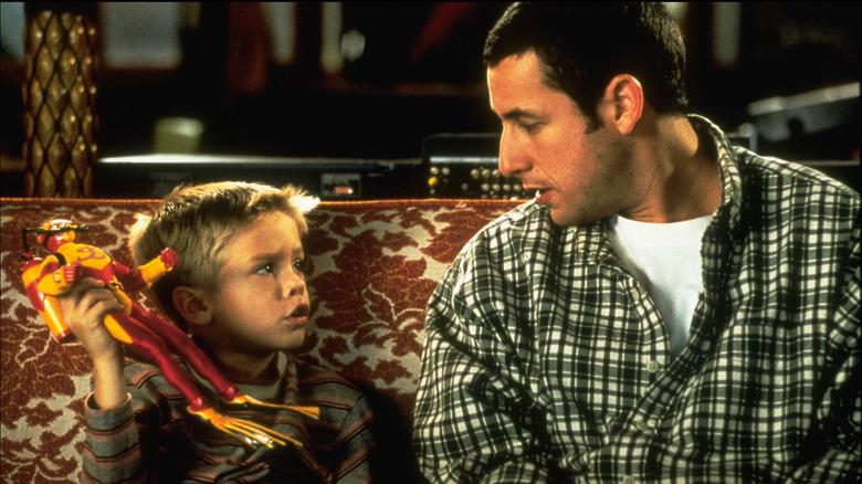Adam Sandler stars in one of his most beloved films, Big Daddy