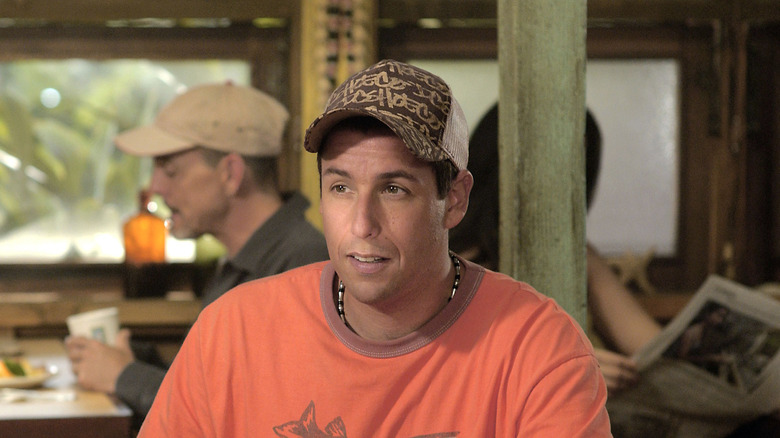 Adam Sandler as Henry Roth in 50 First Dates