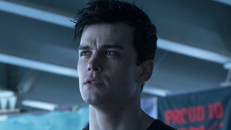 Joshua Orpin acting on Titans
