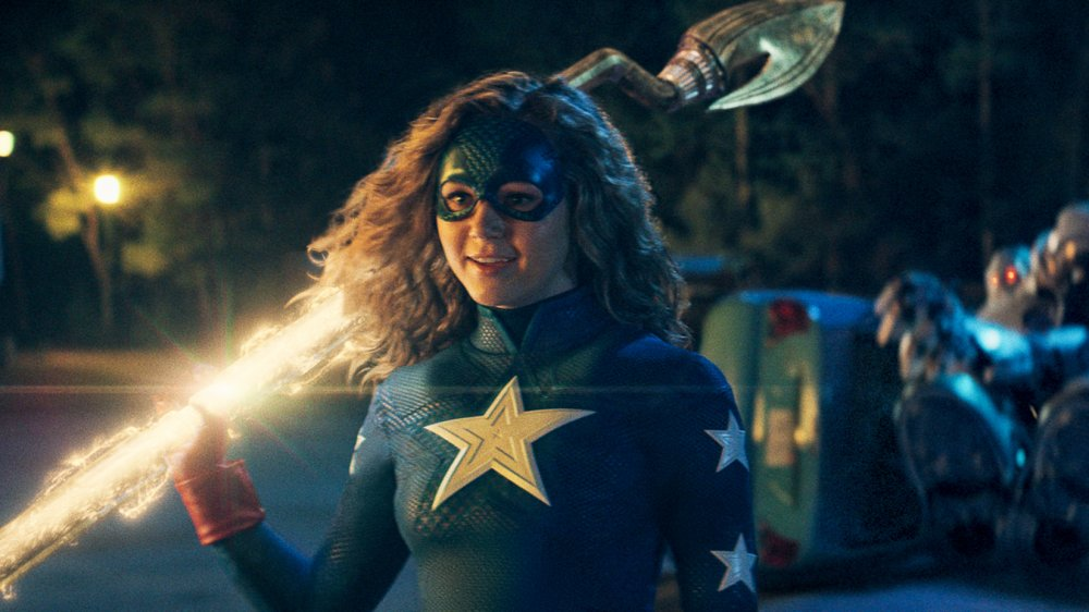 The CW's Stargirl played by Brec Bassinger