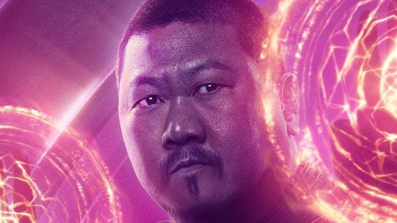 Doctor Strange poster Wong