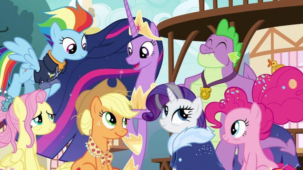 The Citizens Of Equestria