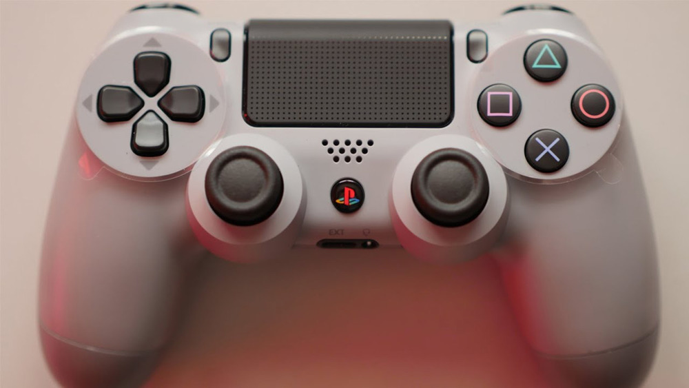 ps4 20th anniversary edition controller
