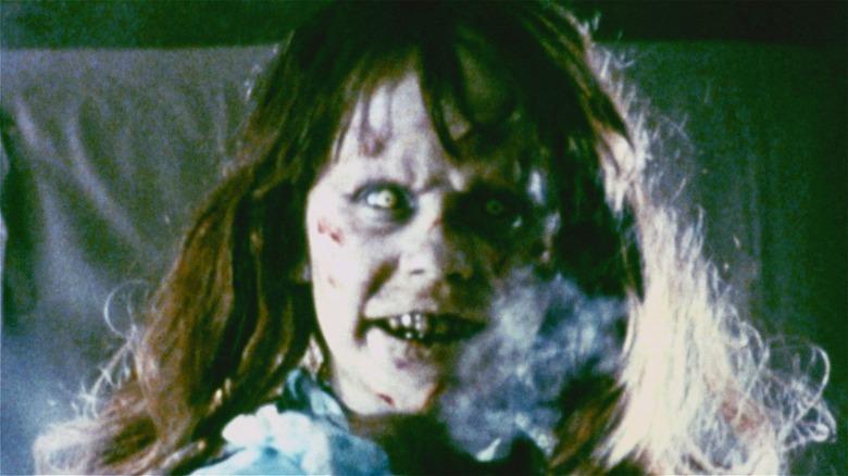 Linda Blair Regan possessed