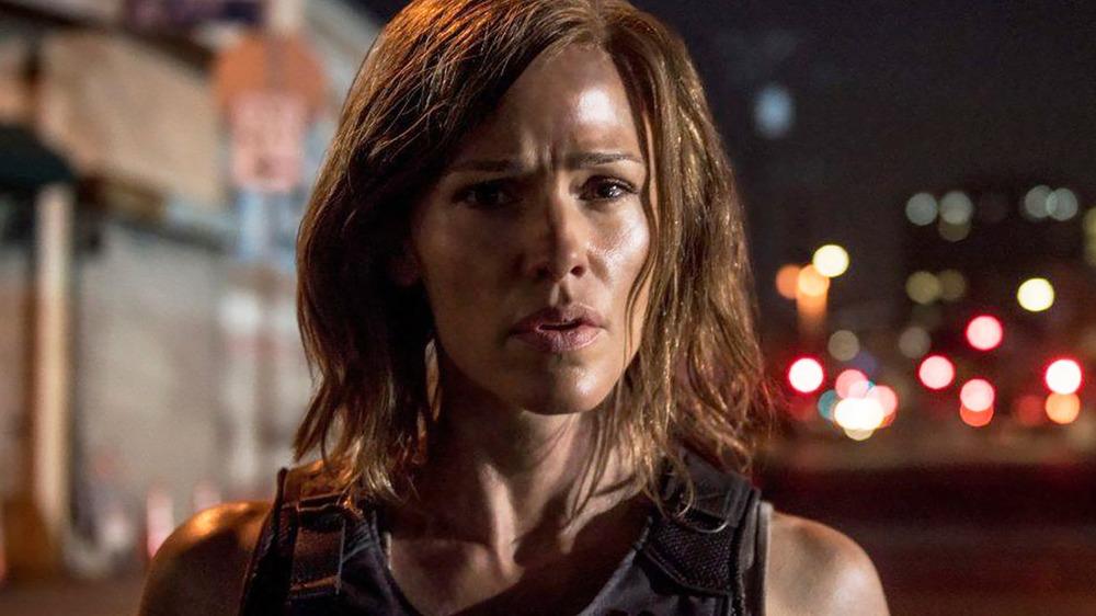 Jennifer Garner as Riley North in Peppermint