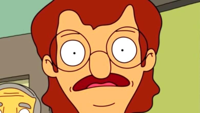 Mr. Frond Bob's Burgers
