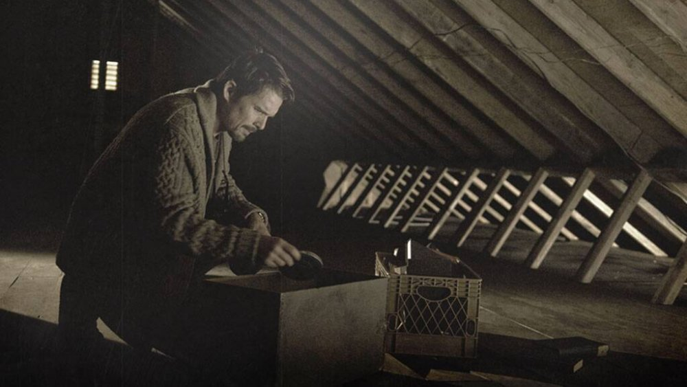Ethan Hawke as Ellison Oswalt in Sinister