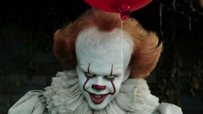 it pennywise clown