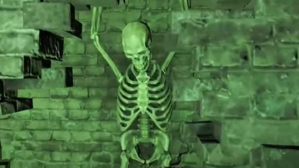 Fallout 4 skeleton
