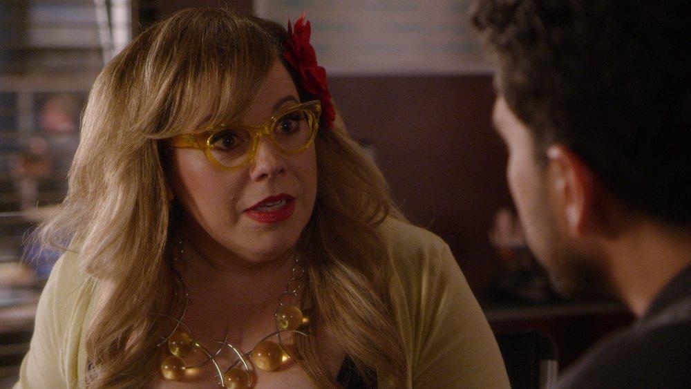 Kirsten Vangsness as Penelope Garcia on Criminal Minds