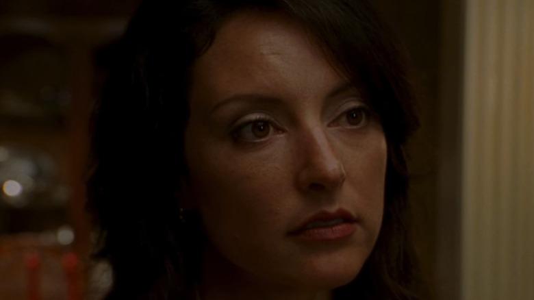 Lola Glaudini in Criminal Minds