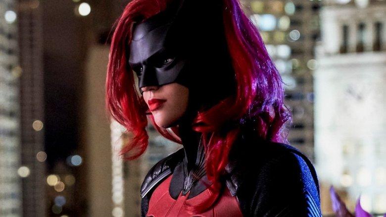 Ruby Rose as Batwoman CW series