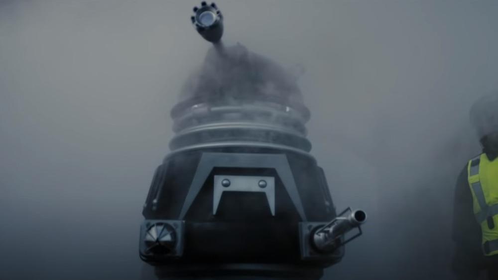New Daleks in Doctor Who: Revolution of the Daleks