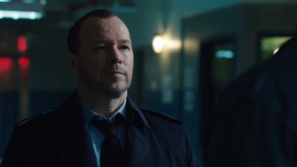 Donnie Wahlberg stars as Danny Reagan on Blue Bloods