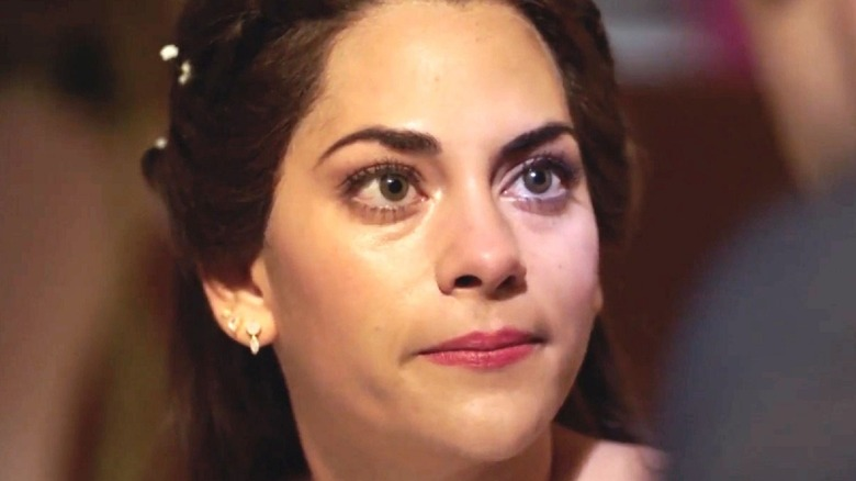 Inbar Lavi as Maddie in Imposters