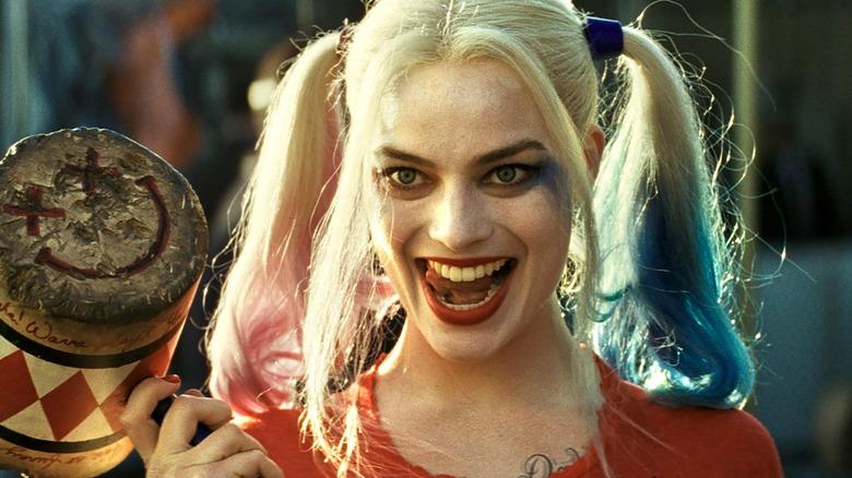 Harley Quinn, Margot Robbie, Suicide Squad