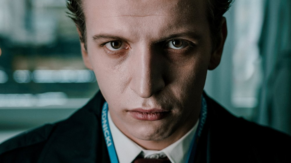 Maciej Musialowski in Netflix's The Hater
