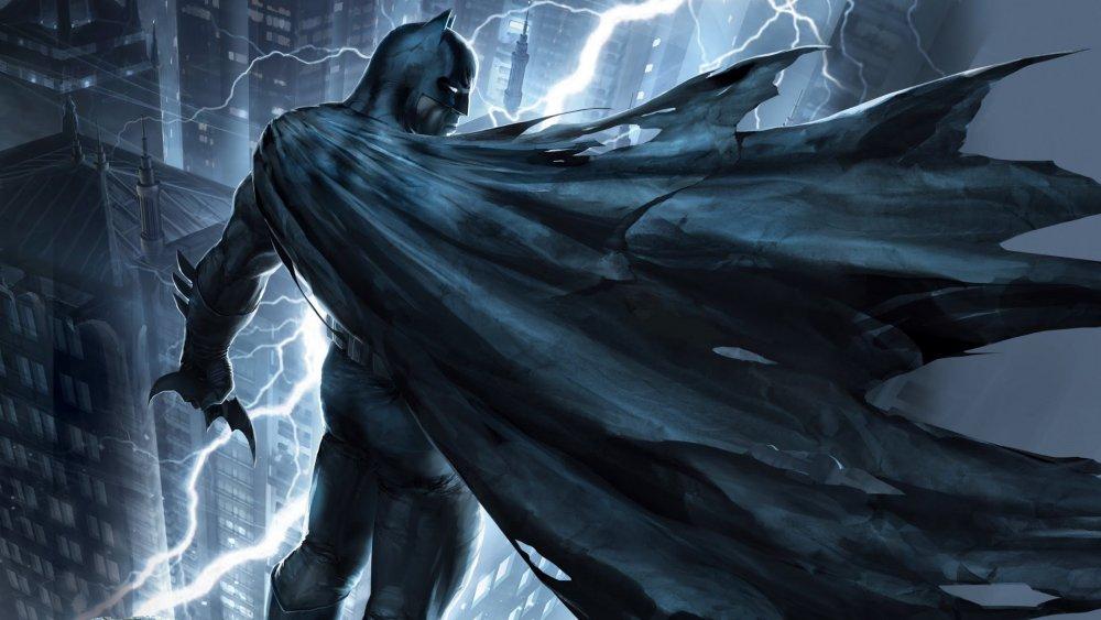 Still from The Dark Knight Returns
