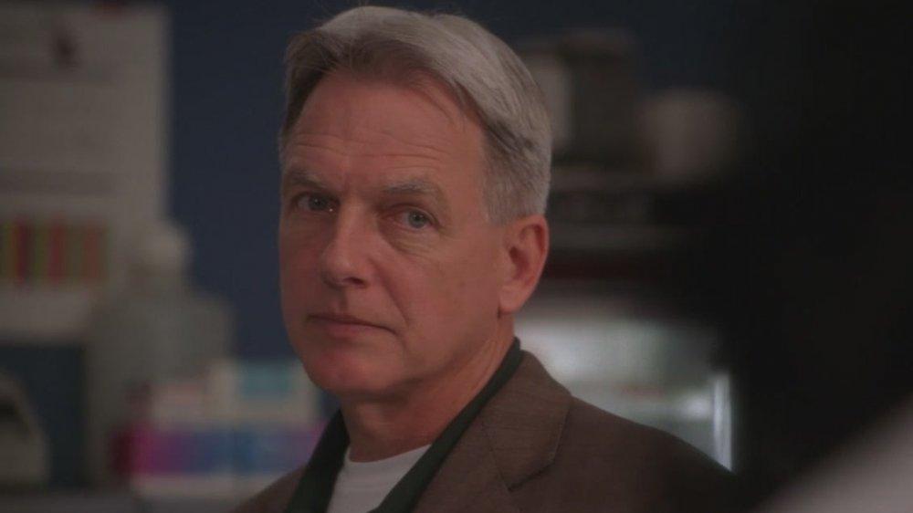 Mark Harmon as Leroy Jethro Gibbs on NCIS