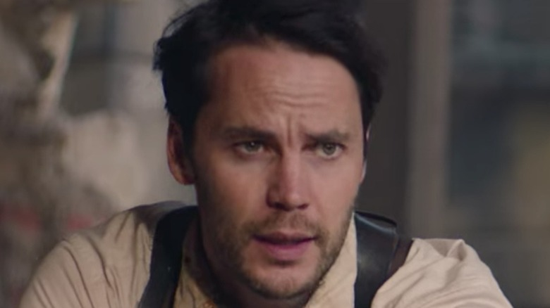 Taylor Kitsch as Max McLaughlin in The Defeated