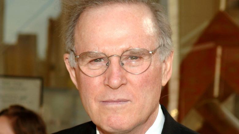 Charles Grodin in glasses