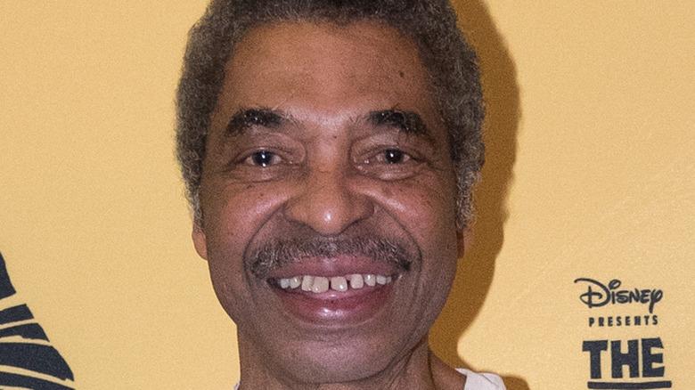 Samuel E. Wright smiling