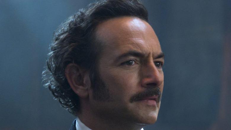 Poe in the Raven Hotel