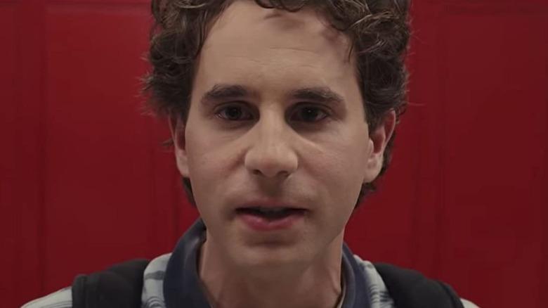 """Ben Platt in """"Dear Evan Hansen"""""""