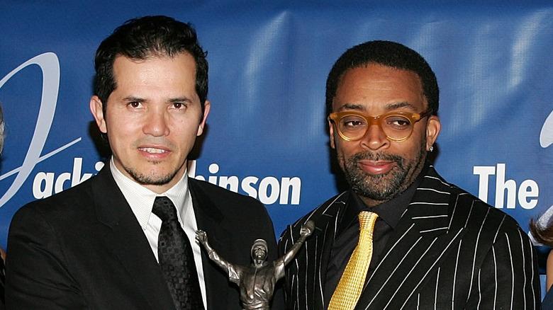 John Leguizamo and Spike Lee