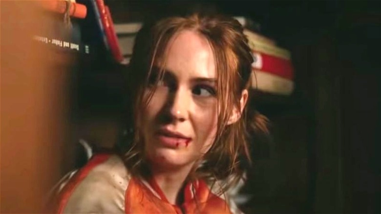 Karen Gillan in Gunpowder Milkshake