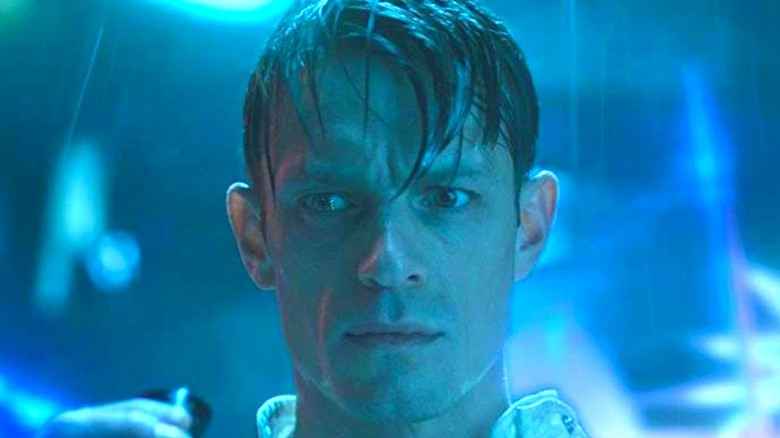 Altered Carbon's Takeshi looking suspect