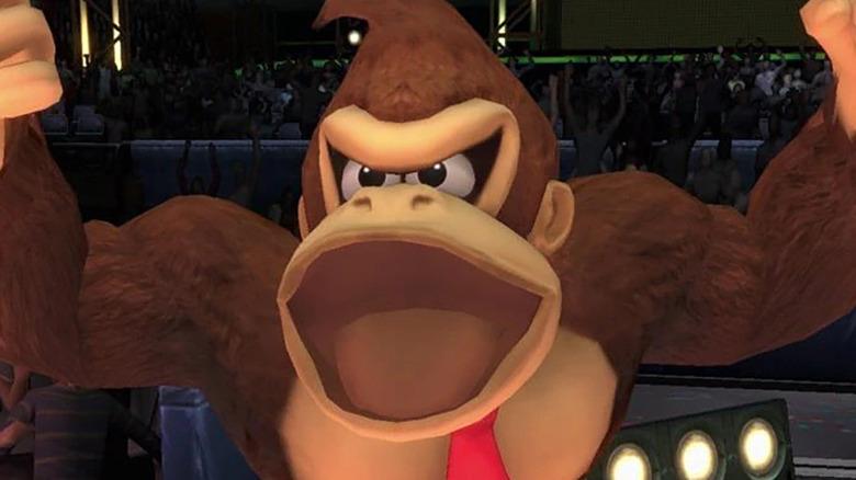 Donkey Kong in Super Smash Bros. Ultimate