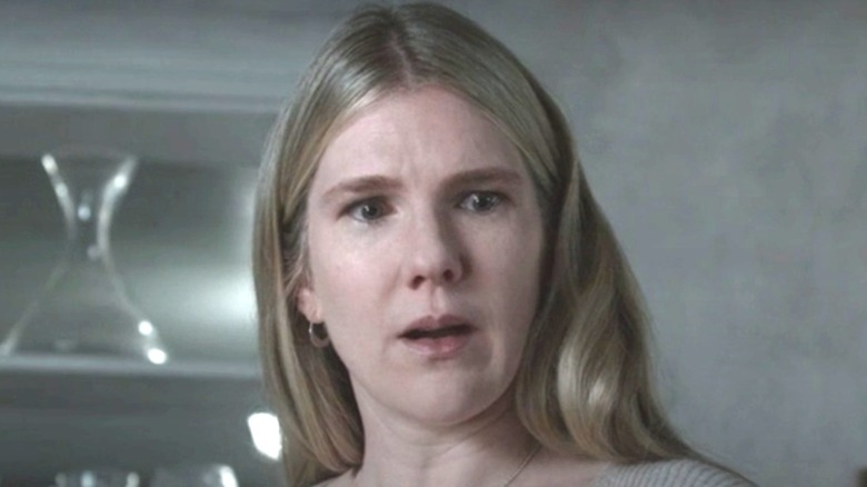 Lily Rabe as Doris Double Feature