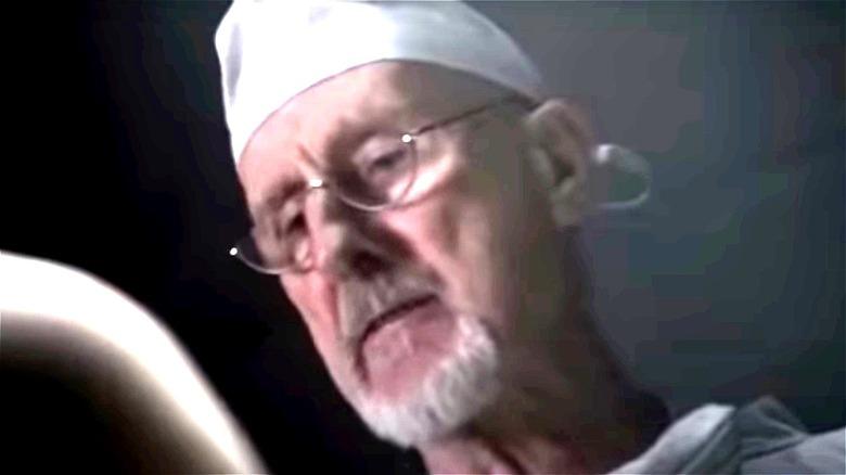 """Dr. Arden in """"Asylum"""""""