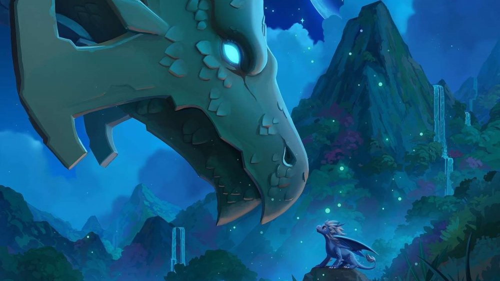 Sol Regem and Zym The Dragon Prince
