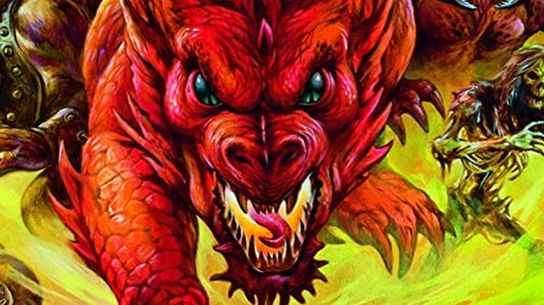 Dungeons & Dragons Red Dragon