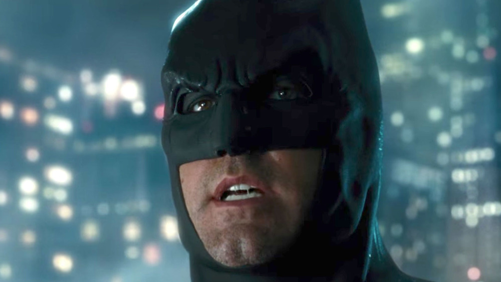 Ben Afleck as Batman