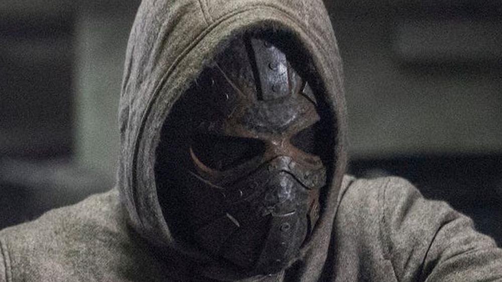 The Walking Dead Elijah mask