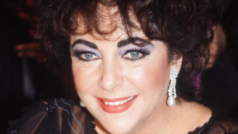 Elizabeth Taylor in 1981